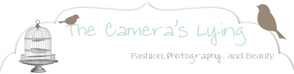 The Cameras Lying *UK Fashion, Beauty and Photography Blog*